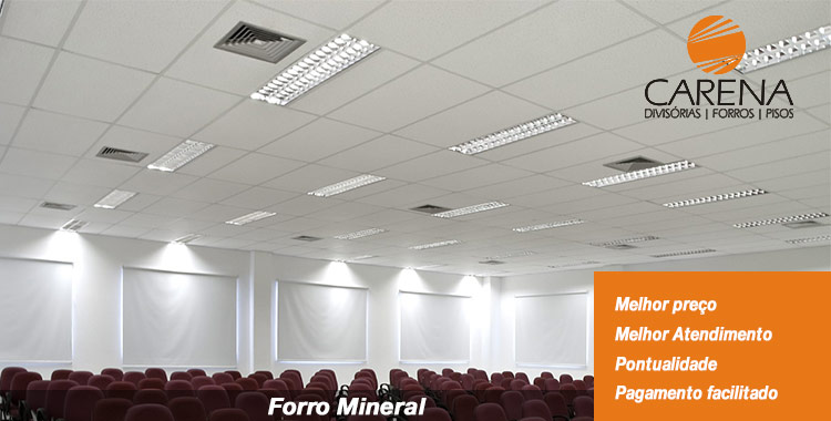 forro mineral